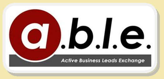ABLE (Active Business Leads Exchange) program Luncheons Meetings